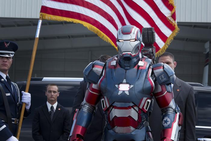 Железный человек: Железный человек 3