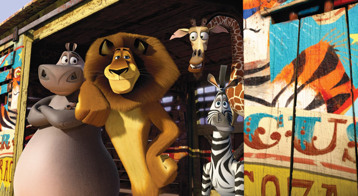 Мадагаскар: Мадагаскар 3