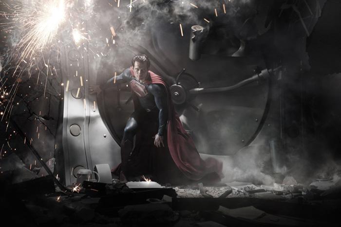 Лига Справедливости: Человек из стали