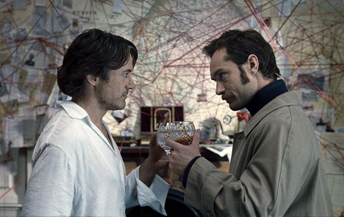 Шерлок холмс 2