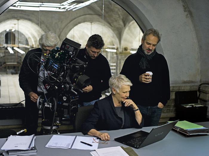 Бонд, Джеймс Бонд: 007: Координаты Скайфолл
