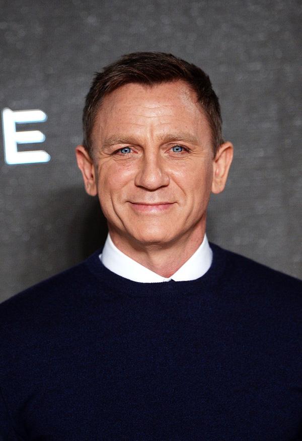 Бонд, Джеймс Бонд: 007: СПЕКТР.  На фото:   Дэниел Крейг