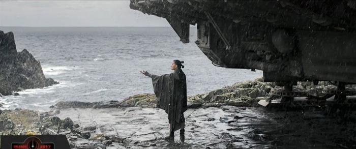 Звёздные войны: Звёздные войны: Последние джедаи.  На фото:   Дэйзи Ридли