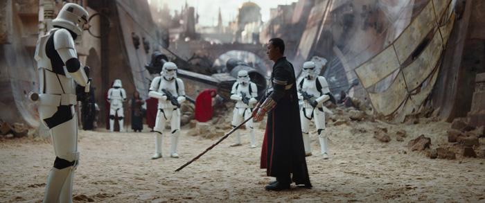 Звёздные войны: Изгой-Один. Звёздные Войны: Истории
